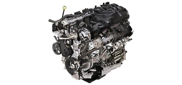 מנוע טורבו-בנזין V6 3.6