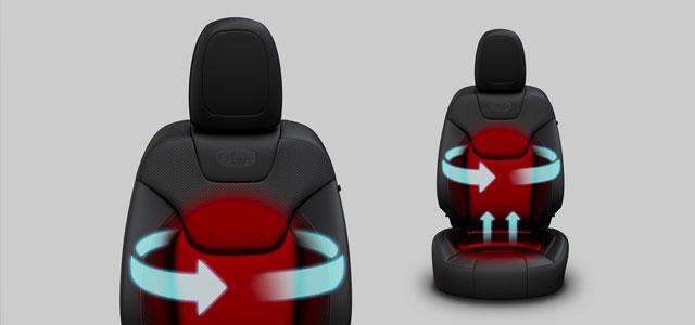 מושבים מחוממים